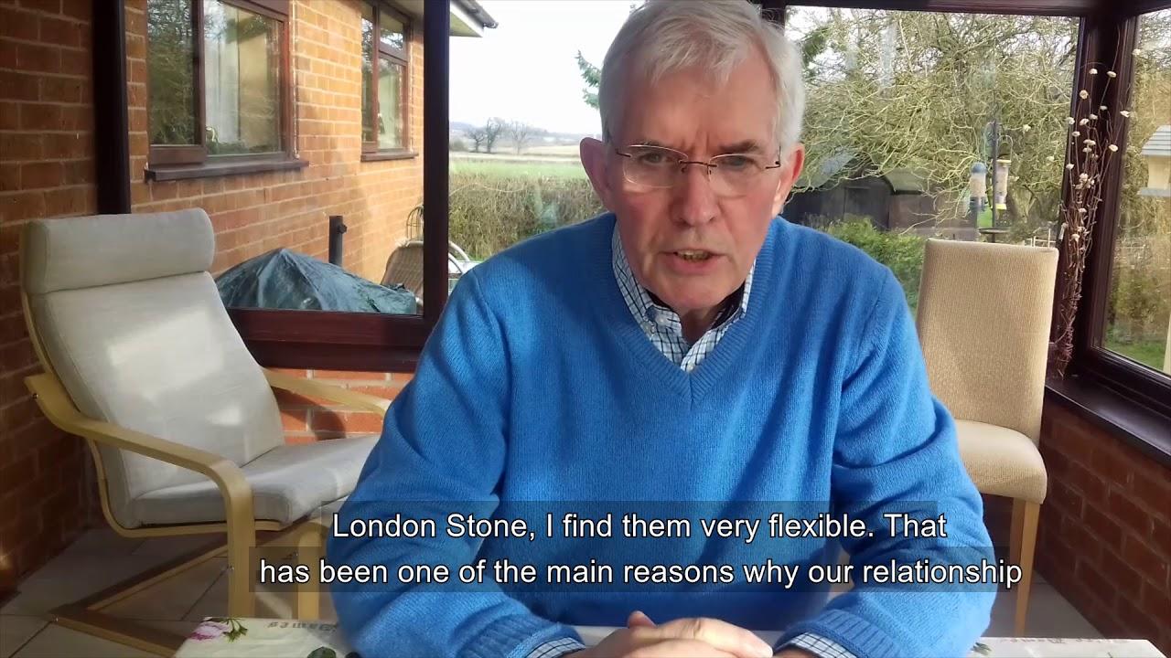 Testimonial for London Stone Securities